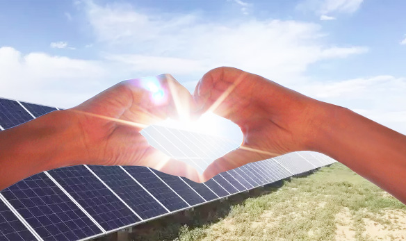 The photovoltaic poverty alleviation